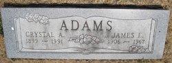 Crystal A Adams