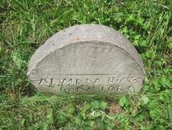 Almeda <I>Gillispie</I> Hicks