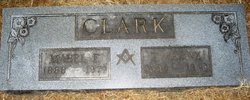 Mabel Florence <I>Henry</I> Clark