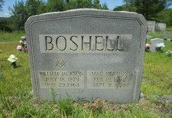 William Jackson Boshell