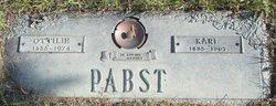 Ottilie Pabst