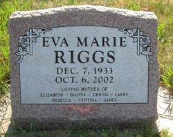 Eva Marie Riggs