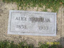 Alice <I>Austin</I> Hartman