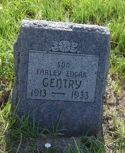 Earley Edgar Gentry