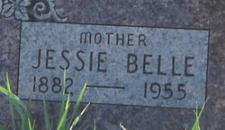 Jessie Belle <I>Filley</I> Gentry