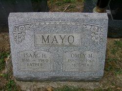 Omey M <I>Robey</I> Mayo