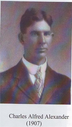 Charles Alfred Alexander