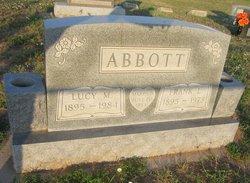Lucy M. Abbott