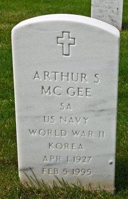 Arthur S Mc Gee
