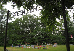 Sixteen Cemetery