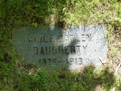 Mary Alice <I>Batley</I> Daugherty