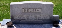Rev Hobert McDonald Broom