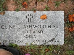 """Cline J. """"Deadhorse"""" Ashworth, Sr"""