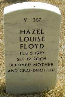 Hazel Louise <I>Birchard</I> Floyd