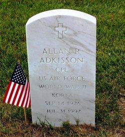 Corp Allan R Adkisson