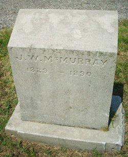 J W McMurray