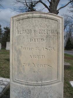 Alonzo N. Coleman