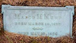 Madge M. <I>Work</I> Kemp