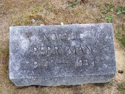 Norvel William Perryman