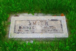 Bertha E Smith