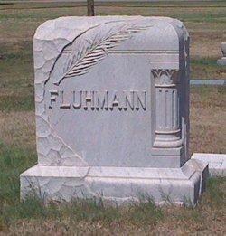 Frieda <I>Bachman</I> Fluhmann