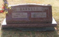 Ada <I>Gash</I> Barnett