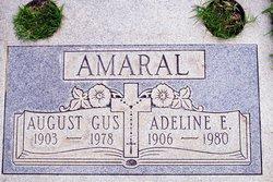 """Augustus """"Gus"""" Amaral"""