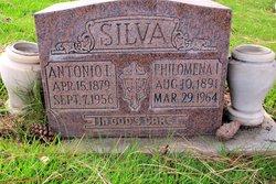 "Philomena ""Minnie"" <I>Phillips</I> Silva"
