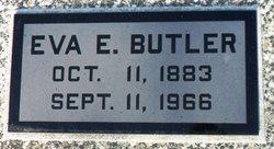 Eva Elnora <I>Cochran</I> Butler