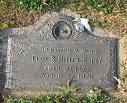 Elda B <I>Miller</I> Espey