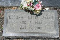 Deborah Louise Allen