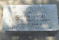 John Wesley Angel
