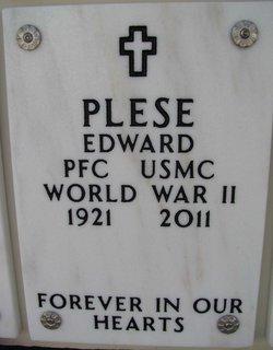 Edward Plese