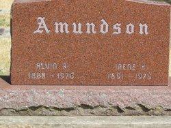 Irene K <I>Meyer</I> Amundson