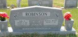 Earl K. Robinson