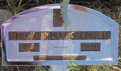 """Mervin Edward """"Mert"""" Chapman"""