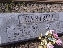 """George C. """"Bud"""" Cantrell"""