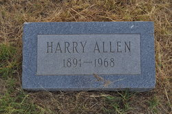 Harry Avener Allen