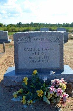 Samuel David Allen