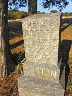 Henry Boston