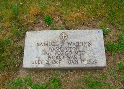 Samuel Barry Warren