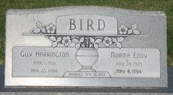 Norma <I>Eddy</I> Bird