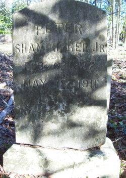 Peter Shamburger, Jr