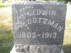 Edwin Philbert Dotzman