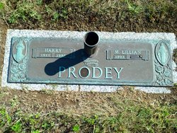 Mary Lillian <I>Adams</I> Prodey