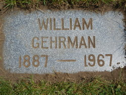 "William ""Willie"" Gehrman"