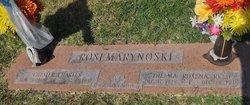 Thelma Roxena <I>Reed</I> Rosemarynoski