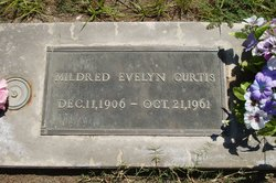 Mildred Evelyn <I>Simpson</I> Curtis
