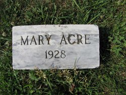 Mary Acre