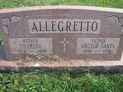Theresa <I>Gianotti</I> Allegretto